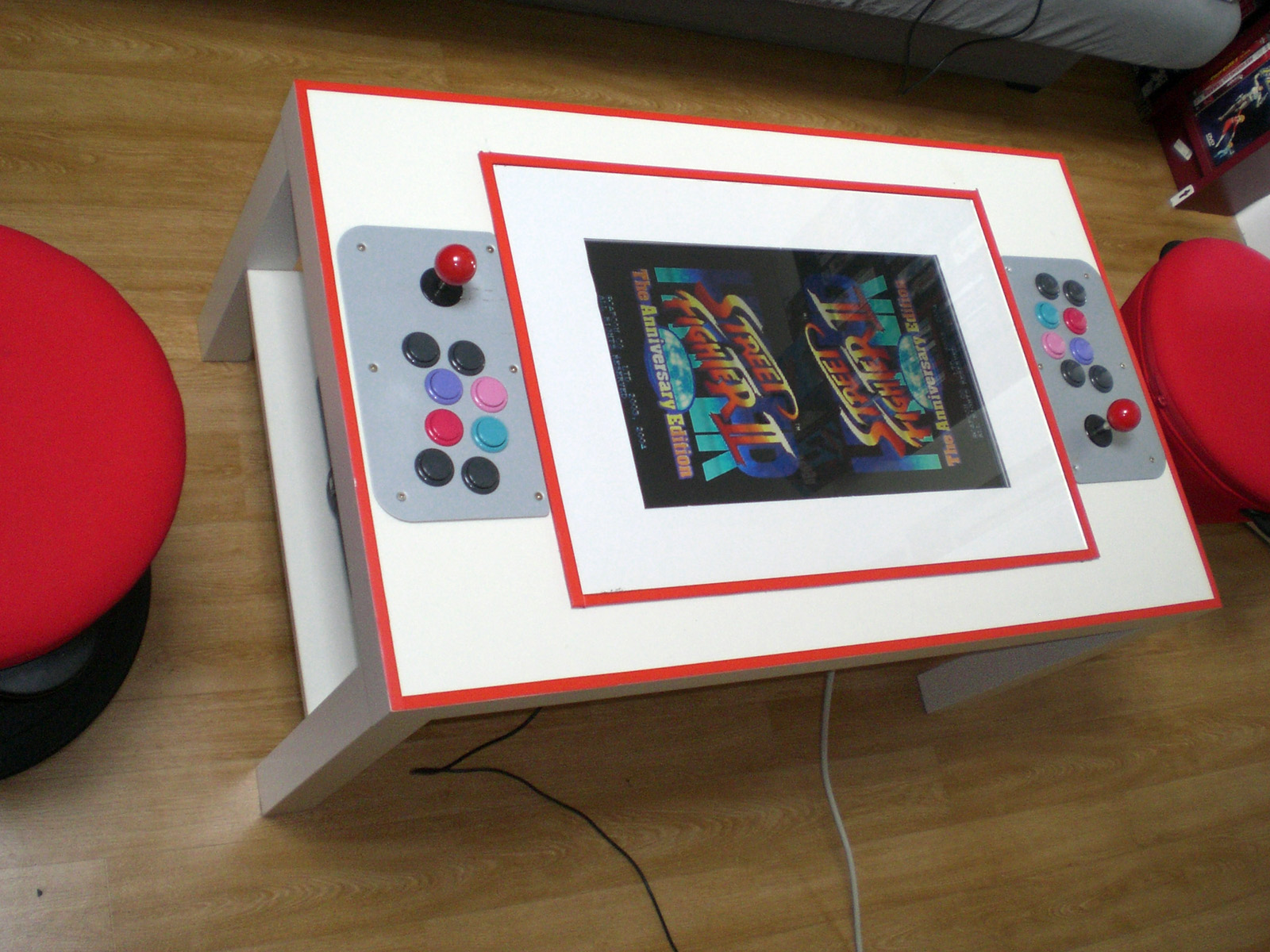 borne arcade de table