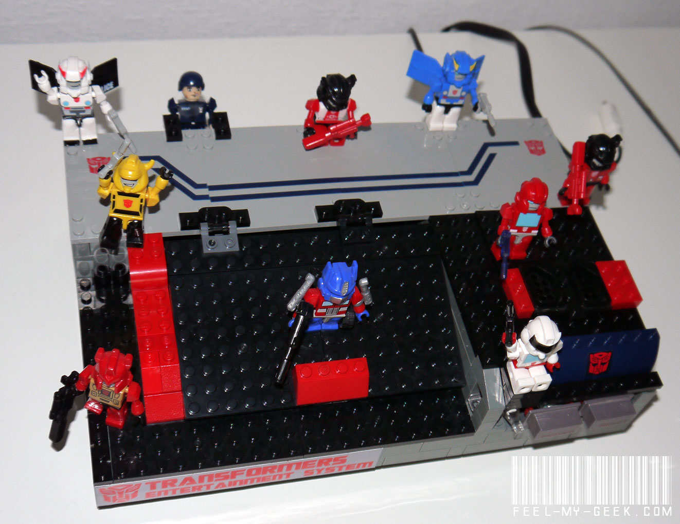 Custom NES Transformers en LEGO, 100% fonctionnelle ! P1010877