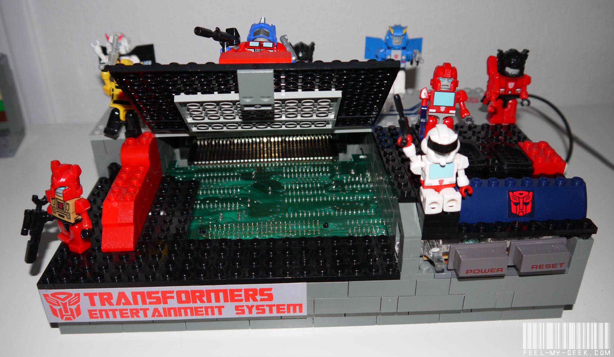 Custom NES Transformers en LEGO, 100% fonctionnelle ! P1010884