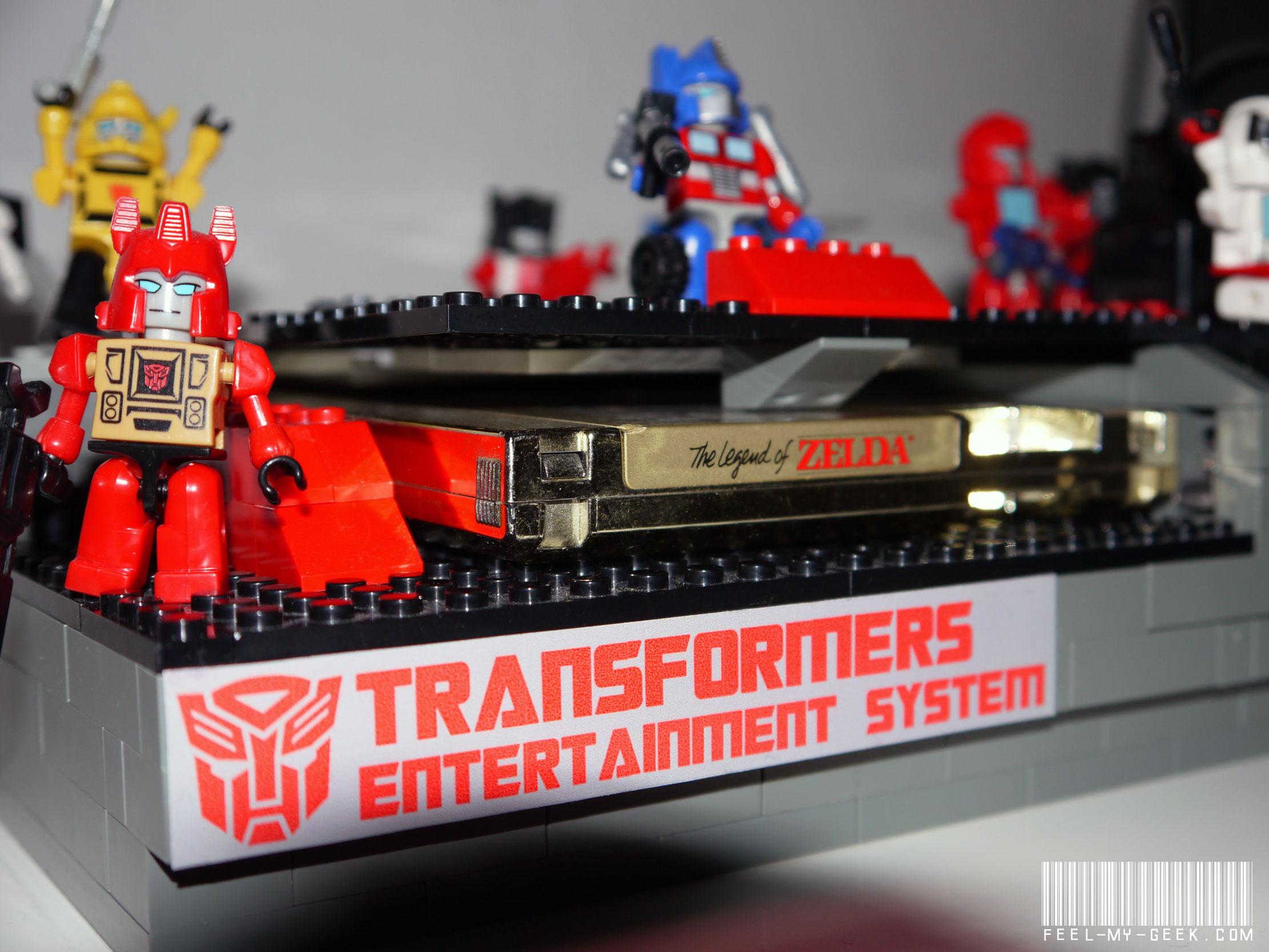 Custom NES Transformers en LEGO, 100% fonctionnelle ! P1010889