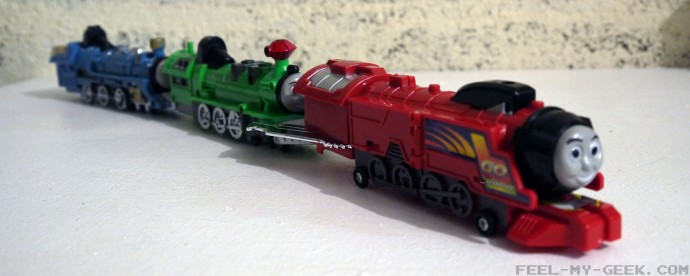 [Toy review] Thomas The Combiner Train (bootleg) P1040603-690x276