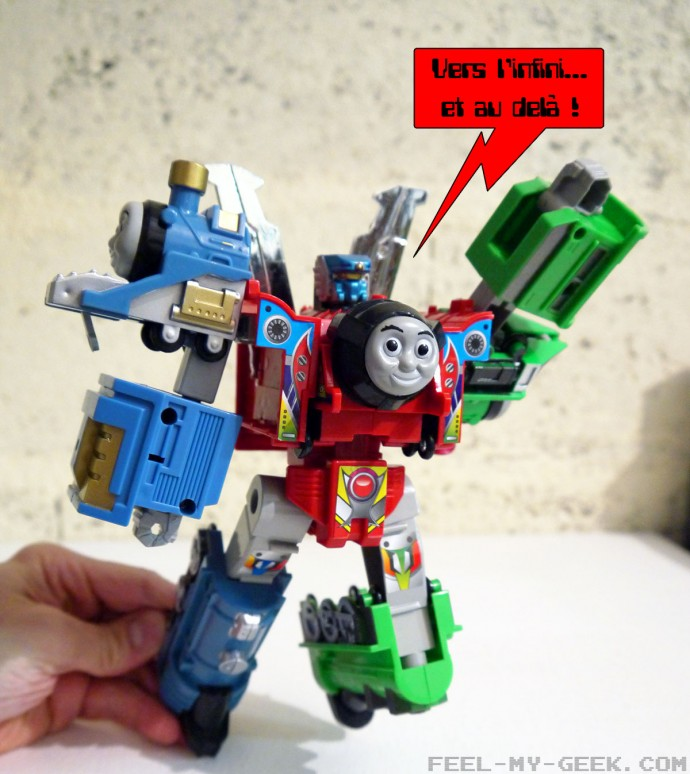 [Toy review] Thomas The Combiner Train (bootleg) P1040608-690x774