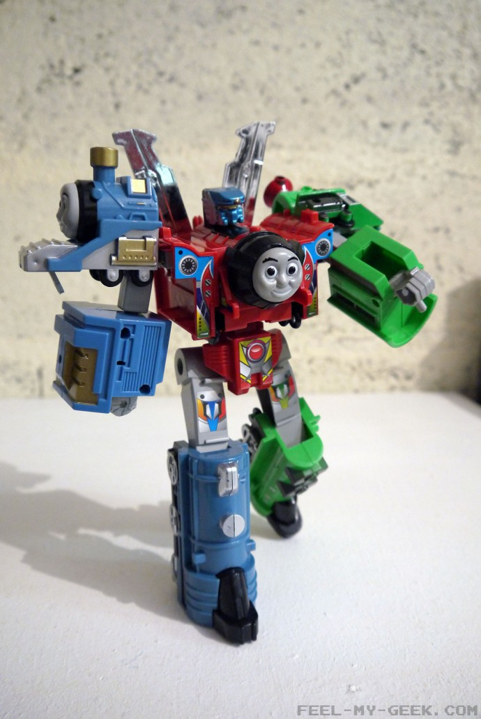 [Toy review] Thomas The Combiner Train (bootleg) P1040609-690x1032