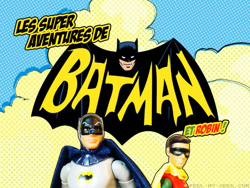 Les super aventures de Batman et Robin ! - Épisode 2 : Risky business