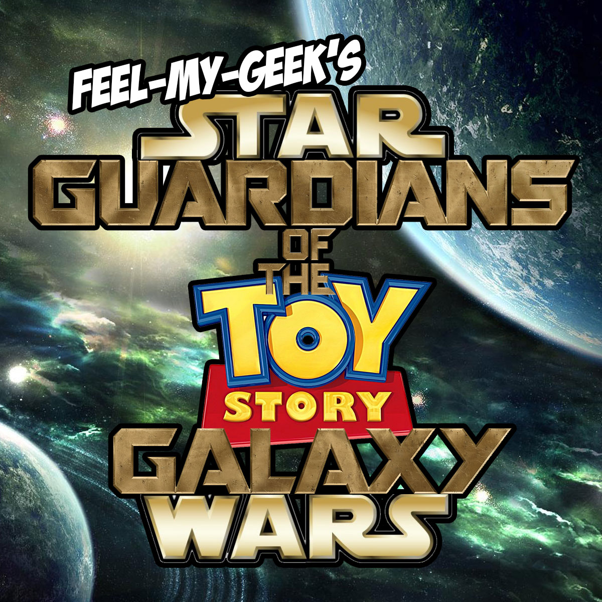 Star Guardians of the Toy Story Galaxy Wars