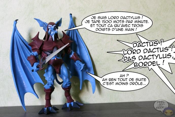 Lord Dactus MOTUC