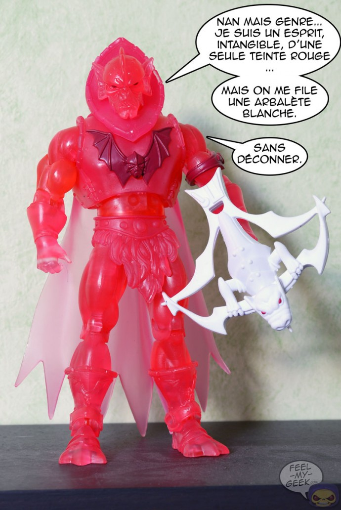 Spirit Of Hordak MOTUC