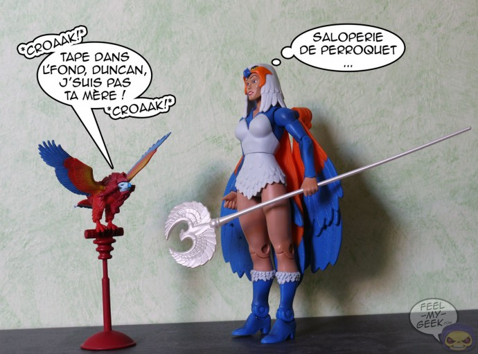 Sorceress MOTUC