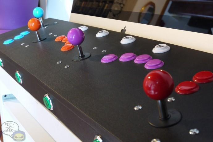 Arcade, baby !!! - Mes bornes, panels et sticks arcade homemade P1060974-690x461