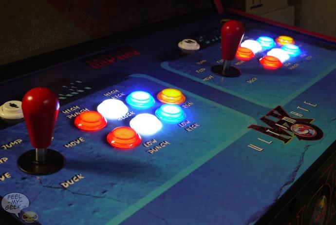 Arcade, baby !!! - Mes bornes, panels et sticks arcade homemade P1060977-690x461