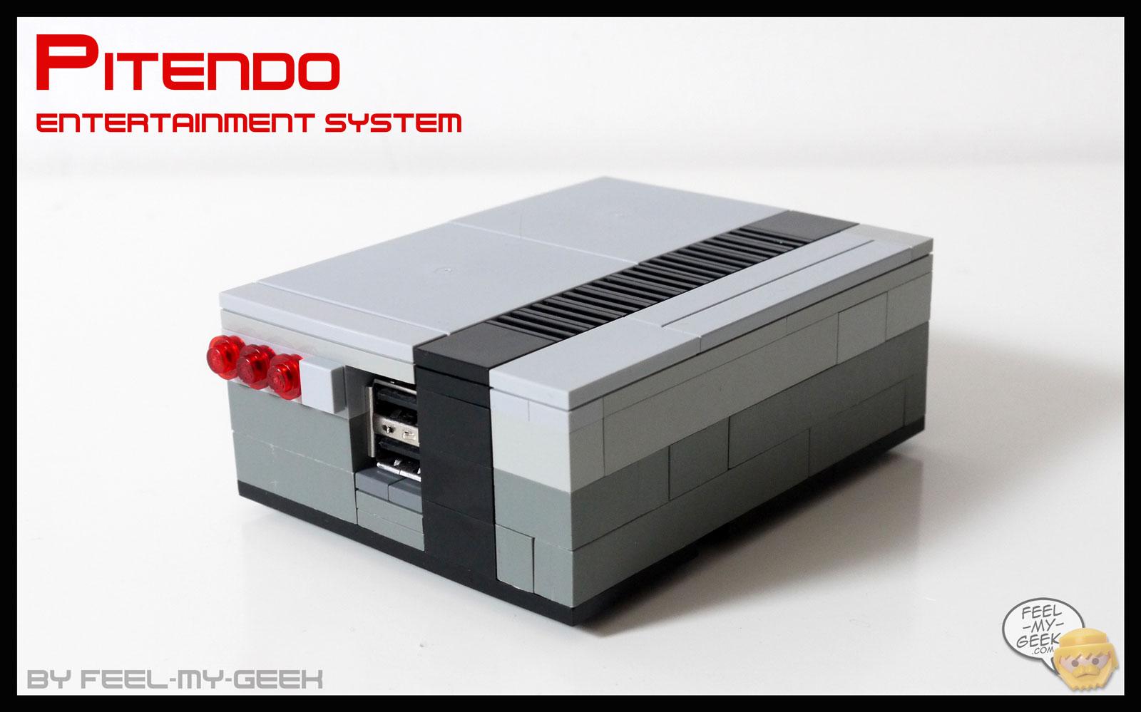 pitendo entertainment system la meilleure console retro au monde feel my. Black Bedroom Furniture Sets. Home Design Ideas